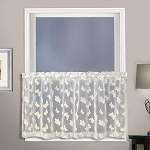 United Curtain Co. Madame Tier Kitchen Window Curtain Set