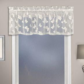 United Curtain Co. Madame Straight Window Valance