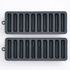 Food Network™ Narrow Ice Cube Tray Set