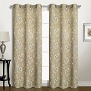 United Curtain Co. 2-pack Penelope Blackout Window Curtains