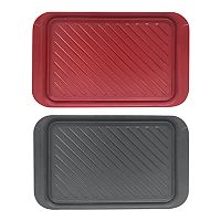 Food Network™ 2 pc Barbecue Prep Tray Set