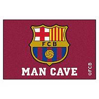FANMATS FC Barcelona Man Cave Starter Door Mat