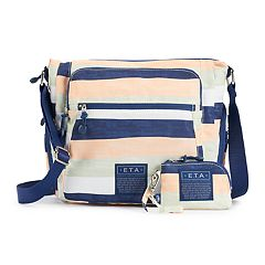 E.T.A. by Rosetti Mykonos Large Crossbody Bag with RFID-Blocking Pouch c0715851e