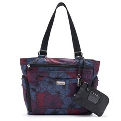 E.T.A. by Rosetti Memphis Tote with RFID-Blocking Pouch