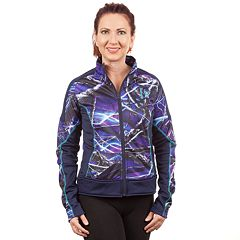 Women's Huntworth Camo Performance Fleece Jacket