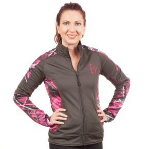 Women's Huntworth Camo Performance Fleece Jacket