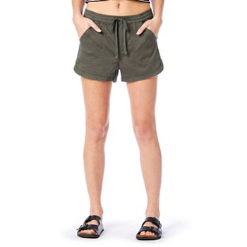 Sateen Shorts