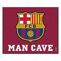 FANMATS FC Barcelona Man Cave Tailgater Door Mat