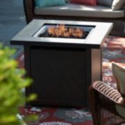 SONOMA Goods for Life? Outdoor Gas Fire Pit Coffee Table 3-piece Set