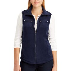 Women's Chaps Fleece Vest