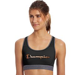 Champion Bras: Absolute Workout Medium-Impact Sports Bra B1251G