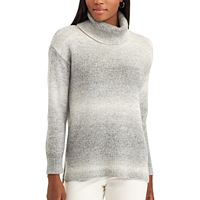 Women's Chaps Ombré Turtleneck Sweater