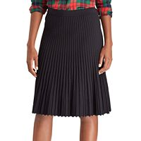 Women's Chaps Pleated A-Line Skirt