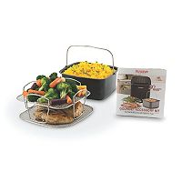 As Seen on TV NuWave Brio 6-qt. Air Fryer Gourmet Accessory Kit