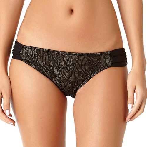 Juniors' California Sunshine Lace Hipster Bikini Bottoms