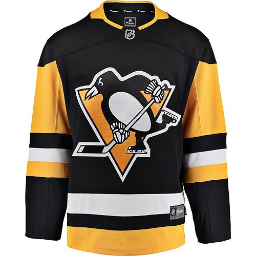 Men's Fanatics Pittsburgh Penguins Breakaway Jersey