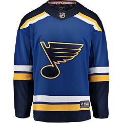 Men's Majestic St. Louis Blues Breakaway Jersey