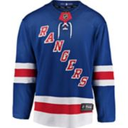Men's Fanatics New York Rangers Breakaway Jersey