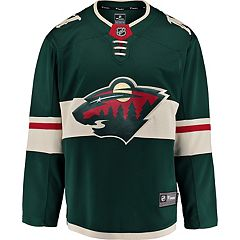 Men's Majestic Minnesota Wild Breakaway Jersey