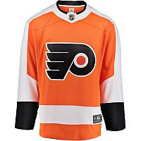 Men's Majestic Philadelphia Flyers Breakaway Jersey
