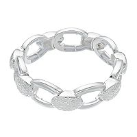 Napier Pebbled Stretch Bracelet