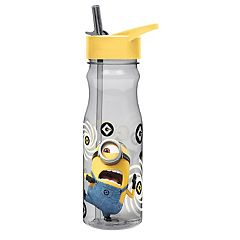 Despicable Me 3 Tritan Water Bottle with Straw