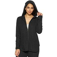 Women's Jezebel Pajamas: Victoria Zip-Up Hoodie