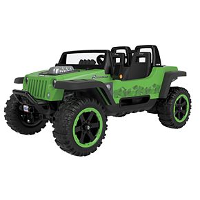Power Wheels Jeep Hurricane Extreme
