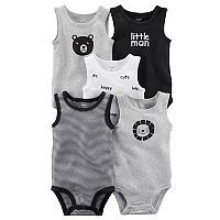 Baby Boy Carter's 5 pkSleeveless