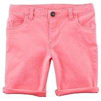 Girls 4-6X Carter's Pink Shorts