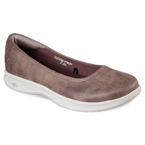 549d60c0a266 Skechers GO STEP Lite Mystic Women s Slip On Shoes