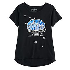 Girls 7-16 'Hogwarts' Graphic Tee