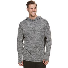 Big & Tall Russell Dri-Power Soft Hand Hooded Pullover