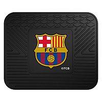 FANMATS FC Barcelona Utility Car Mat