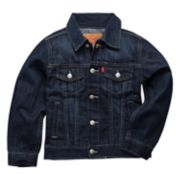 Boys 8-20 Levi's® Non-Stretch Denim Jacket