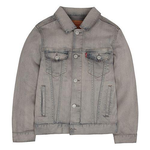 Boys 8-20 Levi's® Denim Trucker Jacket