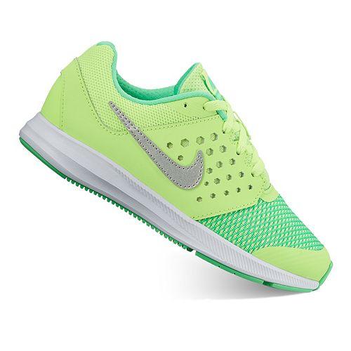 best sneakers e9a3c 06c81 Nike Downshifter 7 Preschool Girls  Lace-Up Shoes