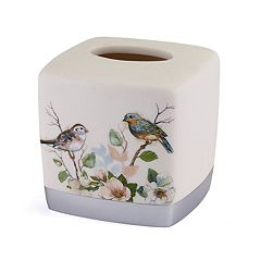 Avanti Love Nest Bird Tissue Box Cover