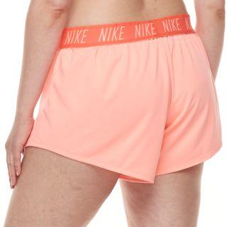 Plus Size Nike Flex Training Shorts