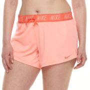 Plus Size Nike Flex Training Shorts