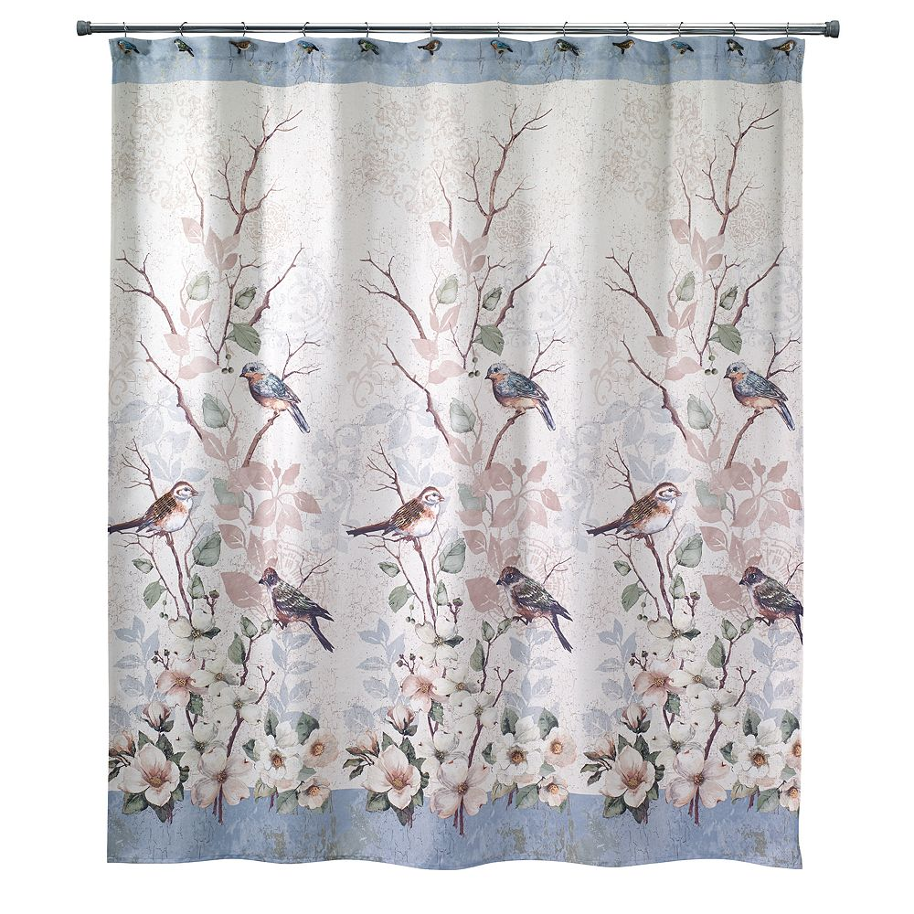 curtain shower windows glass and drawers with modern pattern style curtains sink bird