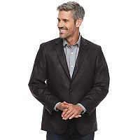 Men's Jean-Paul Germain Classic-Fit Faux-Leather Sport Coat
