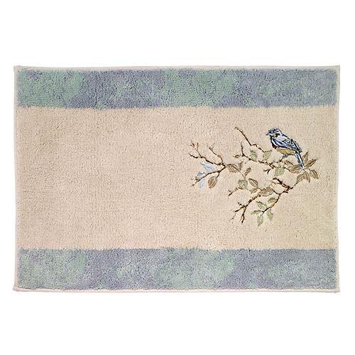 Avanti Love Nest Bird Bath Rug