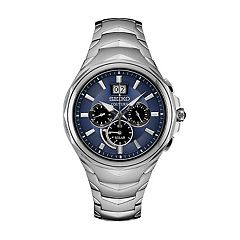Seiko Men's Coutura Stainless Steel Solar Chronograph Watch - SSC641