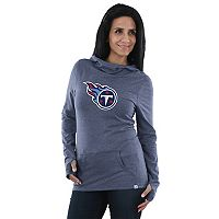 Women's Majestic Tennessee Titans Great Play Hoodie