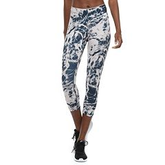Women's Nike Sportswear Tide Pool Print Capri Leggings