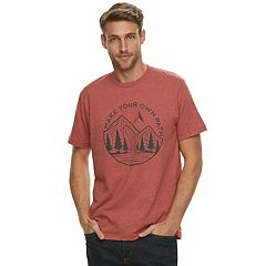Men's SONOMA Goods for Life™ 'Make Your Own Path' Tee