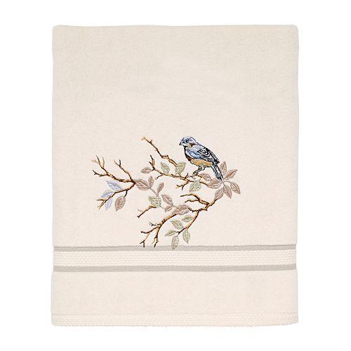 Avanti Love Nest Bird Bath Towel