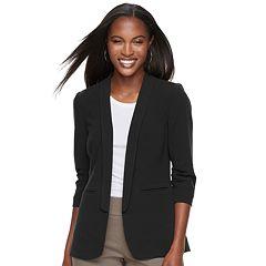 Juniors Black Blazers   Suit Jackets - Tops 3acb672b5