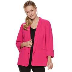 Women's Apt. 9® Long Boyfriend Blazer